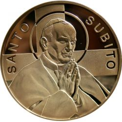 Beatification of John Paul...