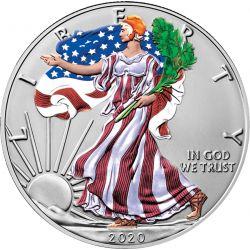 1$ Amerykański Orzeł...