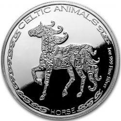 500 Francs Horse - Celtic...