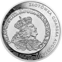 20 zł Złotówka Gdańska...