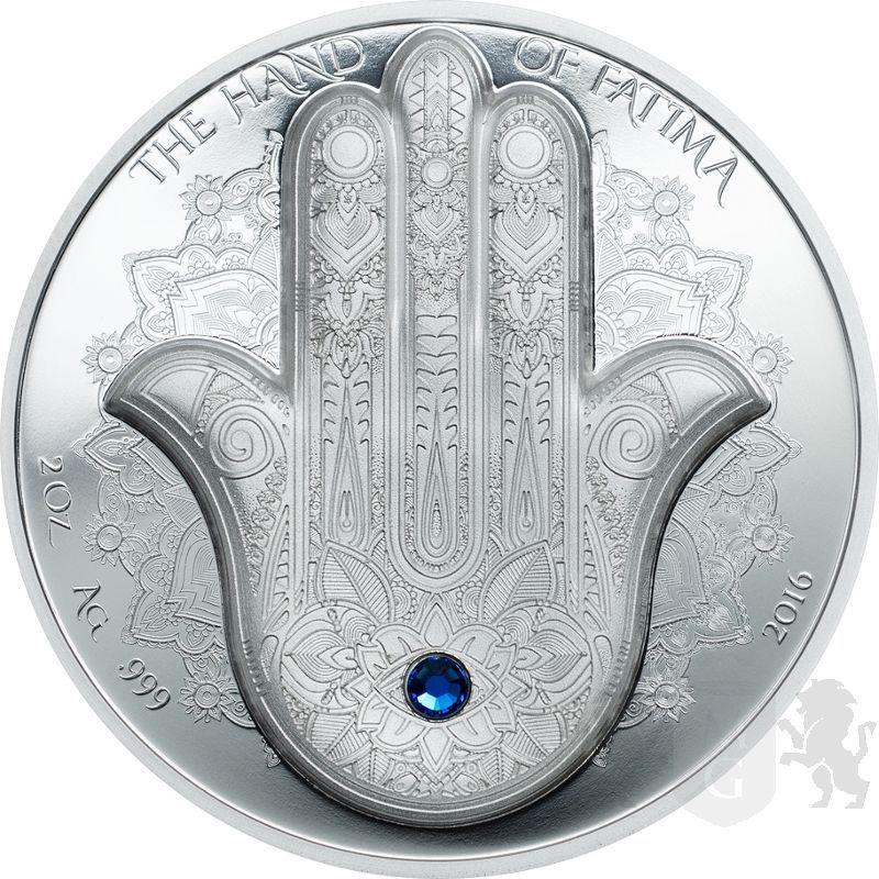 10$ The Hand of Fatima - Hamsa Amulet Talisman