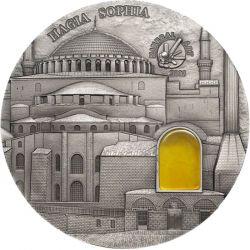 10$ Hagia Sophia, Istambuł - Mineral Art