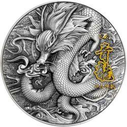 5$ Azure Dragon - The Four...