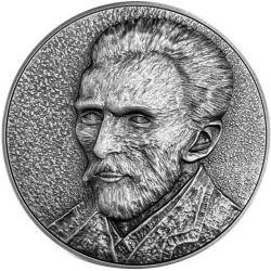 5$ Self Portrait of Vincent...
