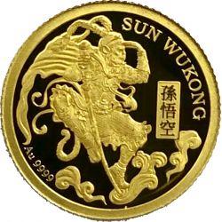 1$ Sun Wukong, Podróż na...