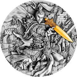 5$ Qin Shi Huang - Legendy...