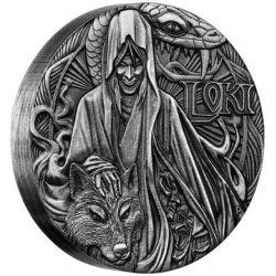 2$ Loki - Norse Gods