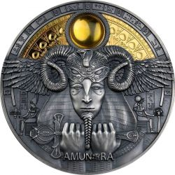 5$ Amun-Ra - Divine Faces...