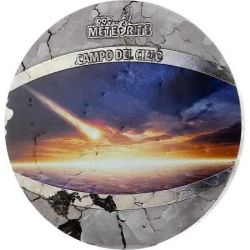 1$ Meteoryt Campo del Cielo