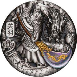 5$ Guan Yu - Chiński Wojownik