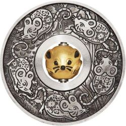1$ Rok Myszy - Rotating Charm