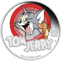 1$ Tom & Jerry, 80th...