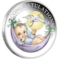 50¢ Newborn