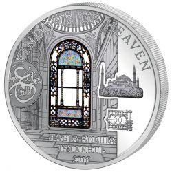 10$ Hagia Sophia - Okna Niebios