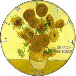 1$ Słoneczniki Van Gogha
