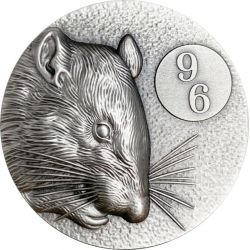 5$ Rat 96 - Chinese Zodiac...