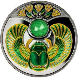 1$ Skarabeusz Jaspisowy