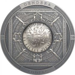20$ Dendera Zodiac -...