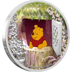 2$ Winnie the Pooh