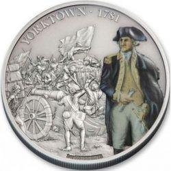 2$ Battle of Yorktown -...
