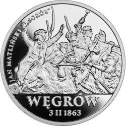 20 zł Węgrów - Polish...