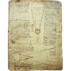 Codex Leicester, Leonardo...