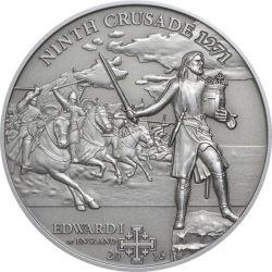 5$ Edward I of England - History of the Crusades 9.