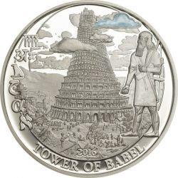 2$ Wieża Babel - Historie Biblijne
