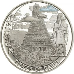 2$ Tower of Babel - Biblical Stories
