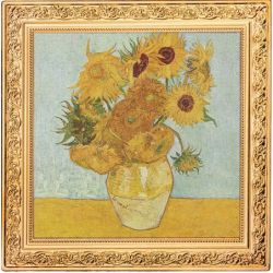 1$ Sunflowers, Vincent van...