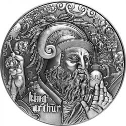 5000 Franków Król Artur -...