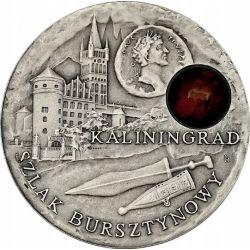 1$ Kaliningrad - Amber Route