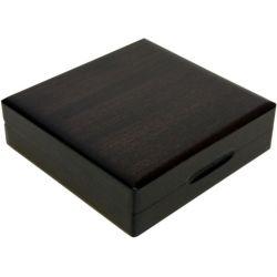 51 mm Drewniane Pudełko Ciemne