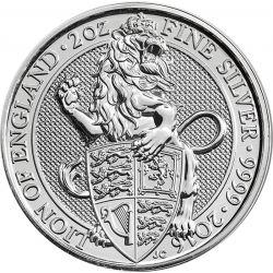 5£ Lew - Bestie Królowej