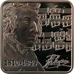 1$ Fryderyk Chopin 2010