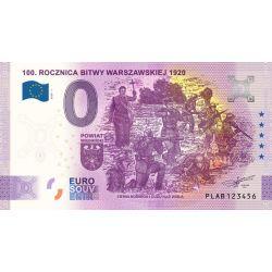 0 Euro Bitwa Warszawska...