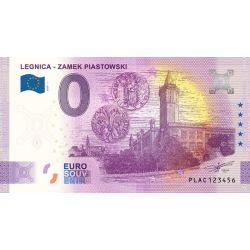 0 Euro Legnica - Zamek...
