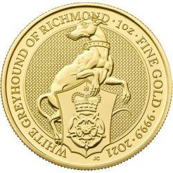 100£ Biały Chart z Richmond...
