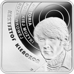 10 zł Krzysztof Klenczon -...