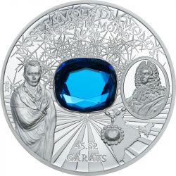 10$ Hope Diamond - Słynne Diamenty