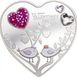 5$ Happy Valentine's Day