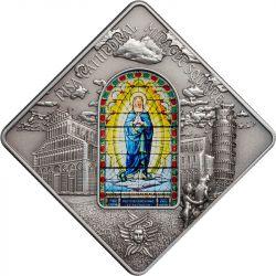 10$ Katedra w Pizie - Święte Okna