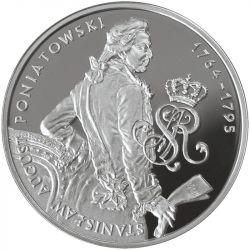 10 zł Stanisław August...