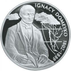 10 zł Ignacy Domeyko