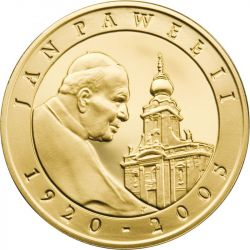 10 zł Jan Paweł II,...