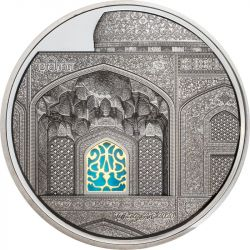 25$ Isfahan Black Proof -...