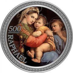 10 Cedis Madonna Della...