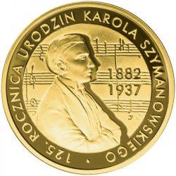 200 zł Karol Szymanowski
