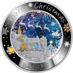 1$ Merry Christmas 2020