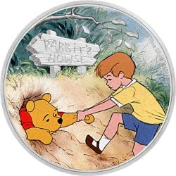 2$ Winnie the Pooh and...